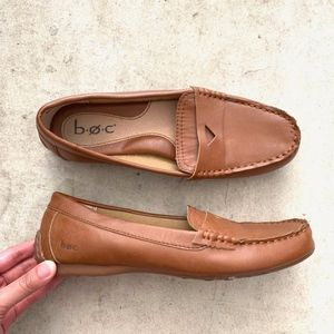 b.o.c Round-Toe Slip-on Flats Loafers Shoes